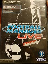 Football Manager Live  PC GAME - FAST POST