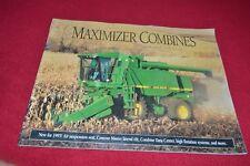 John Deere 9400 9500 9600 Combine Dealers Brochure YABE14