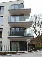 Balustrade Channel System for Glass from 12mm to 21,5mm. 3 METRE Length Kit TGP1