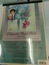 "Bob Ross Disposable Floral Painting Palette 50 Sheets, 10 x 14"""