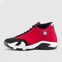 Nike Air Jordan Retro 14 Gym Red TORO 2020 Black 487471-006 Sz 4y-13