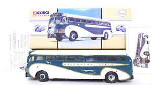 Corgi Classics Die-Cast Yellow Coach 743 Greyhound Lines Chicago Bus 98462
