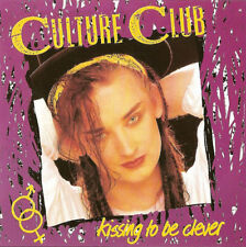 CULTURE CLUB KISSING TO BE CLEVER CD RARE DUTCH IMPORT DO YOU REALLY WANT TO HUR