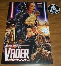 Star Wars - Vader Down, Marvel 2016 Trade Paperback (TPB) Graphic Novel