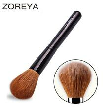 Natural Goat Hair Powder Brush Superior Mineral Blush Brush As Durable Makeup