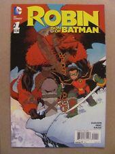 Robin Son of Batman #1 NEW 52 DC Comics 2015 Series 1st Print 9.6 Near Mint+
