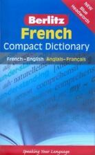 French Compact Dictionary: French-Englis
