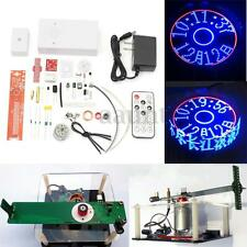 Rotating LED Electronic Kit Remote Control Welding Training Upgraded Version