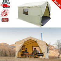 Wall Tent 12'x10' North Fork Outfitter Shelter w/ Stove Jack Camping Hunting NEW