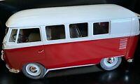 SOLIDO PRESTIGE - 1966 VOLKSWAGEN / VW COMBI BUS / VAN - 1/18 DIECAST