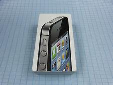 Apple Iphone 4S 16GB Schwarz.Frei ab Werk.Ohne Simlock! TOP ZUSTAND! OVP