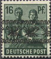 Bizone (Alliierte Besetzung) 42I gestempelt 1948 Bandaufdruck