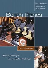 Bench Planes (DVD)/cabinet making/woodworking
