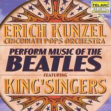 Kunzel: Perform Music of Beatles, New Music