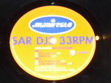 "SARA PARKER - My love is deep - 1997 DJ PROMO 12"" Vinyl Single"