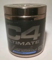 Cellucor C4 Ultimate Pre-Workout Icy Blue Razz 20 servings| FREE SHIPPING