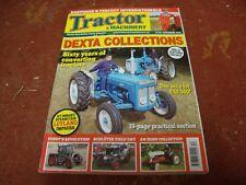 TRACTOR AND MACHINERY MAGAZINE   November  2013