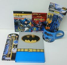 Batman Teacher's Bundle Batman Reward Stickers Batman Pencils Batman Flash Cards
