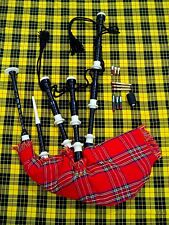 Great Scottish Highland Bagpipes Rosewood/Highland Bagpipe Rosewood Ivory Mount