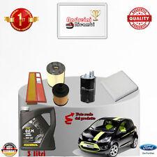 Mantenimiento Filtros + Aceite Ford Ka II 1.3 TDCI 55KW 75CV de 2009 - >2010