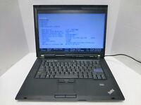 Lenovo ThinkPad R61 Intel Core 2 Duo T8100 2.10GHz 1GB RAM No HDD Parts/Repair