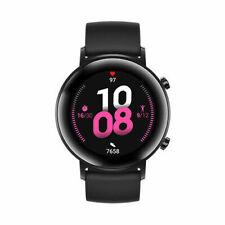 Huawei GT 2 42mm Black Stainless Steel Case Smart Watch (Diana-B19S)