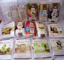 DAISO JAPAN  NEW  Needle Felting  kit Starter 15SET Christmas Gift with tracking