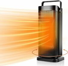 Ceramic Space Heater Small Portable Electric Oscillating Tower Heater #20