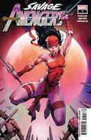 Savage Avengers #7 Marvel Comic 1st Print 2019 Unread NM