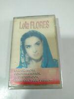 Lola Flores  La Zarzamora Exitos - Cinta Cassette Nueva