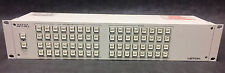 LEITCH PROFESSIONAL AUDIO/VIDEO RCP-32x32P PROGRAMABLE PANEL ROUTING SWITCH