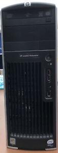 HP XW6600 Xeon E5420 2.5Ghz 4GB RAM 320Gb HDD Windows 10 Tower PC Workstation