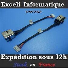 Dell Inspiron M301z Port d'alimentation CC Jack Socket Connecteur et fil câble