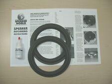 """Acoustic Research 8"""" Woofer Re-foam Repair Kit For AR-28B"""