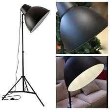 Stehlampe Standleuchte Standlampe Studio Style Stehleuchte Schwenkbar Schw.  NEU