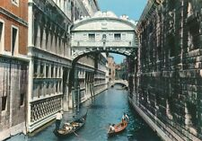 alte AK Venedig - Seufzerbrücke, Italien ungelaufen Ansichtskarte B129i