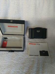 minox 35 gl Mini Camera