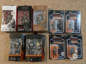 Star Wars Black Series & Vintage Collection | The Mandalorian LOT | Includes ALL