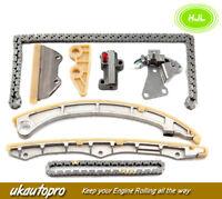 Timing Chain Kit Fit 03-08 Honda ODYSSEY(JDM)2.4 K24A6 w/Oil pump chain