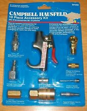 Air Compressor Accessory 10 Piece Kit
