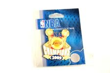 Los Angeles Lakers Lapel Pin 2009 NBA Finals Champions Collectors Rare Souvenir