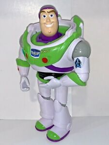 """Toy Story Pixar Buzz Lightyear 7"""" Posable Figure BIN WORLD SHIP Not From China !"""
