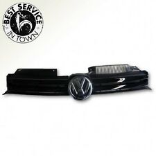 ORIGINAL VW VOLKSWAGEN GOLF 6 VI Griglia radiatore anteriore nero -