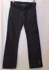 Women's Designer Diesel Jeans,  Grey denim with satin lining.  size 27 cotton.