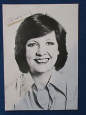 HAND SIGNED - Cilla Black - Centre pages from Programme - 1970's