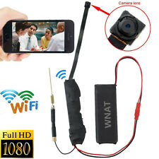 Wireless Mini 1080P WIFI HD SPY DVR Hidden Camera DIY Module Video Recorders Cam