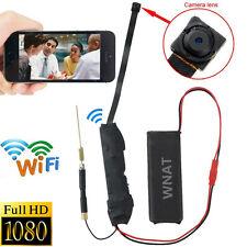 Wireless Mini 1080P WIFI HD SPY DVR Hidden Camera DIY Module Video Recorders Cam