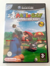 "Jeu Nintendo gamecube ""Mario golf toadstool tour"" version ES NEUF NEW BLISTER"