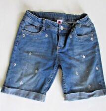 Total Girl 12 Regular Denim adjustable waist Bermuda Shorts