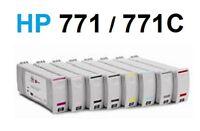 inchiostro per HP DesignJet Z6200 / N.771 771C B6Y07A B6Y08A B6Y10A B6Y11A